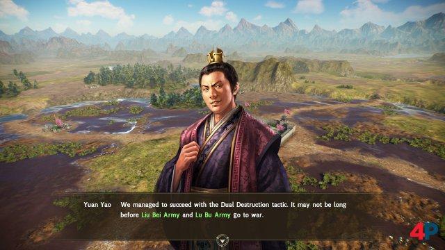 Screenshot - Romance of the Three Kingdoms 14 (PC)