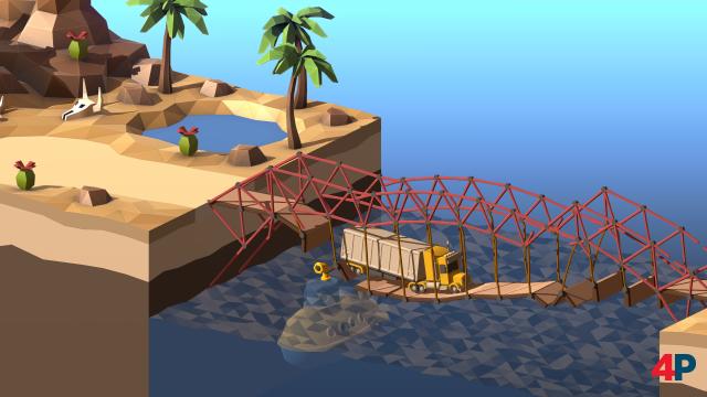 Screenshot - Poly Bridge 2 (PC)