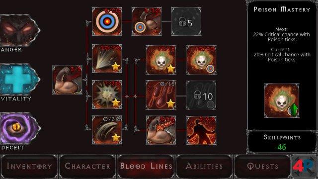 Screenshot - Vampire's Fall: Origins (Android)