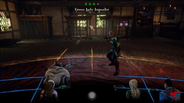 Screenshot - The Bard's Tale 4: Barrows Deep (PC) 92574222