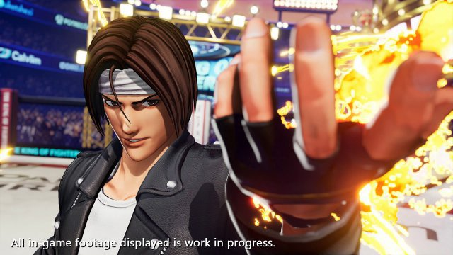 Screenshot - The King of Fighters 15 (PS4)