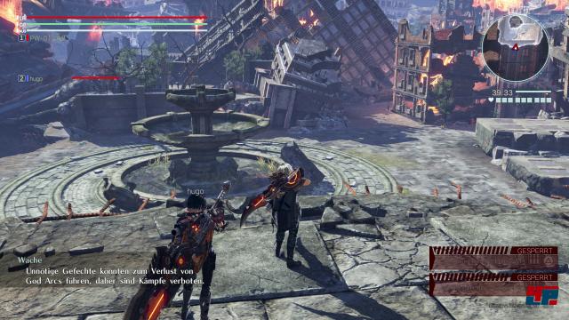 Screenshot - God Eater 3 (PS4) 92582109