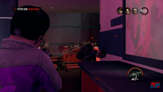 Screenshot - Saints Row: The Third (Switch)