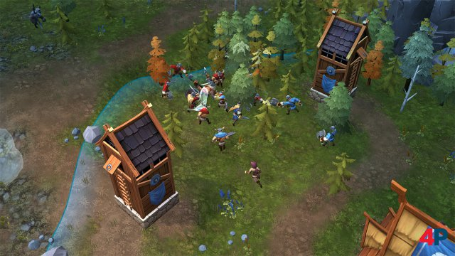 Screenshot - Northgard (Switch)