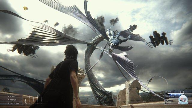 Screenshot - Final Fantasy 15 (PlayStation4) 92469615