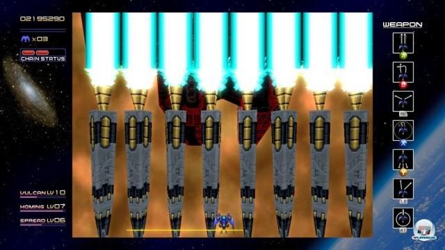 Screenshot - Radiant Silvergun (360) 2234628