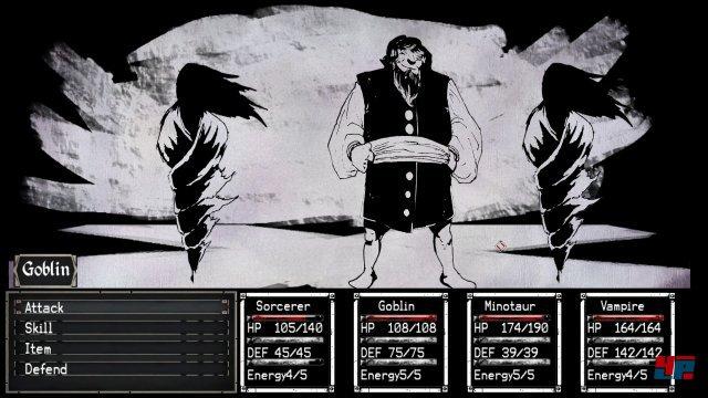 Screenshot - Paper Sorcerer (PC) 92476204