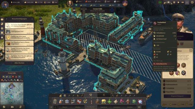 Screenshot - Anno 1800: Speicherstadt (PC) 92635662