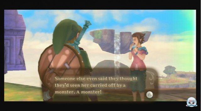 Screenshot - The Legend of Zelda: Skyward Sword (Wii) 2276532