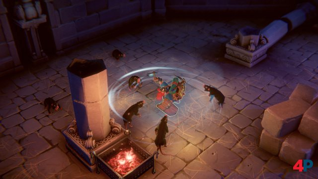 Screenshot - The Dungeon Of Naheulbeuk: The Amulet Of Chaos (PC)
