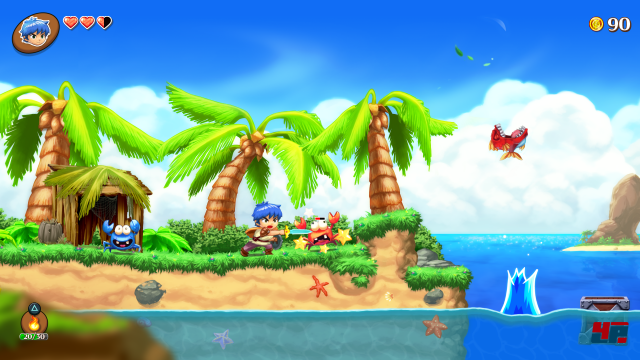 Screenshot - Monster Boy and the Cursed Kingdom (PC) 92530998