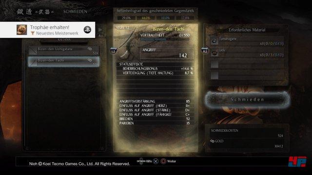 Screenshot - Nioh (PS4) 92540057