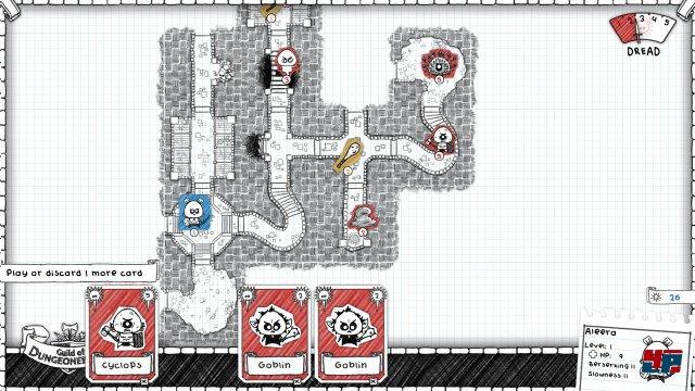 Screenshot - Guild of Dungeoneering (PC) 92498020
