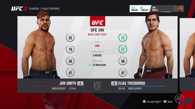 Screenshot - EA Sports UFC 3 (PS4) 92558990