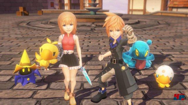 Screenshot - World of Final Fantasy (PlayStation4) 92514121
