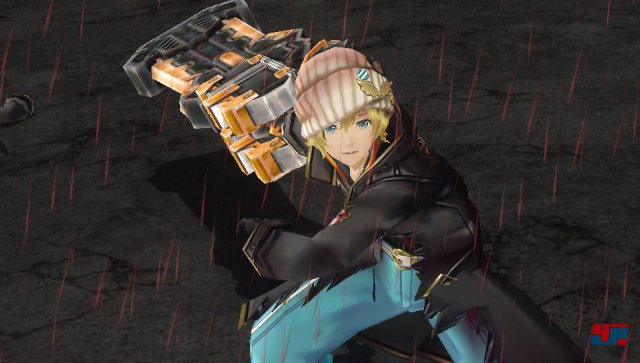 Screenshot - God Eater 2: Rage Burst (PlayStation4) 92493163