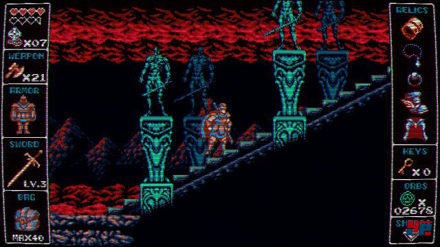 Screenshot - Odallus: The Dark Call (PC) 92580796