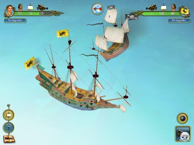 Screenshot - Sid Meier's Pirates! (iPad) 2242163