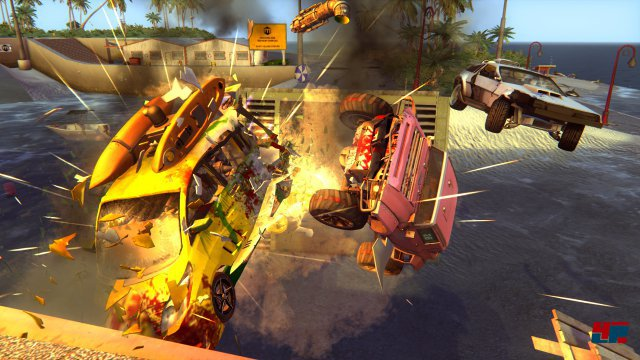 Screenshot - Carmageddon: Reincarnation (PC) 92506267
