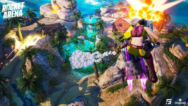 Screenshot - Rocket Arena (PC)