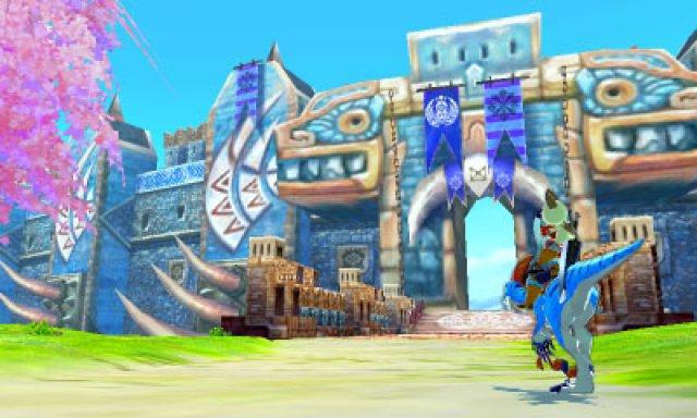 Screenshot - Monster Hunter Stories (3DS)