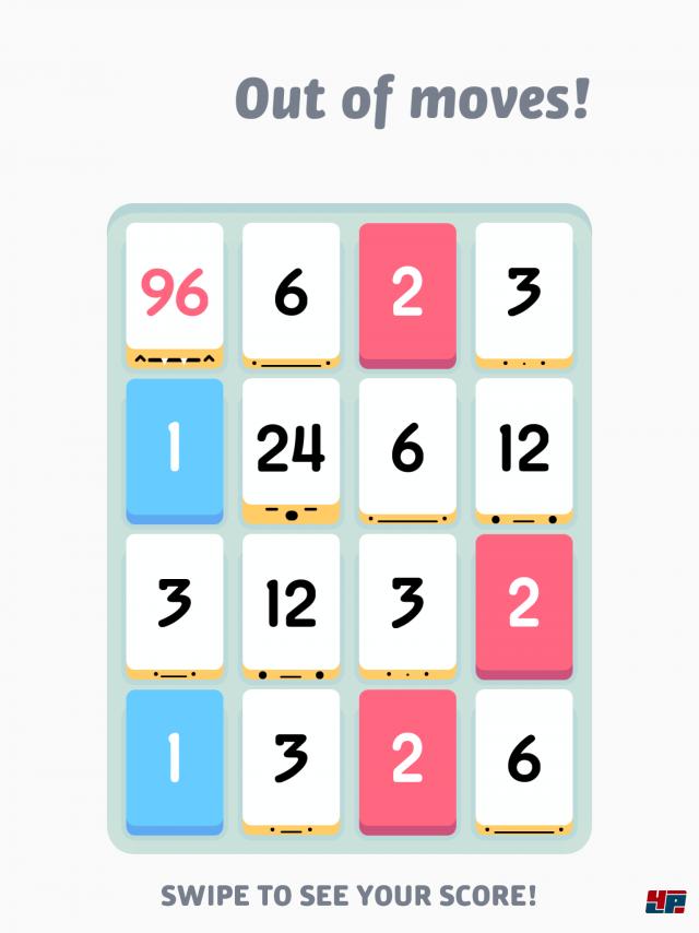 Screenshot - Threes! (iPad) 92483432