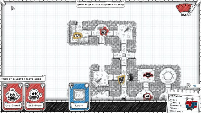 Screenshot - Guild of Dungeoneering (PC) 92498015