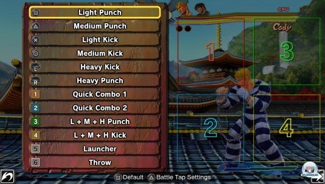 Screenshot - Street Fighter X Tekken (PS_Vita) 2357752