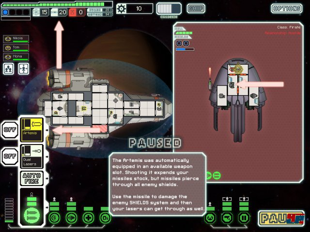 Screenshot - FTL: Faster Than Light (iPad) 92479785
