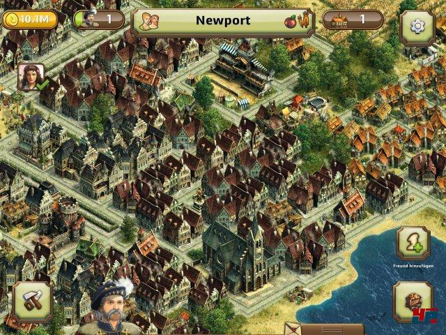Screenshot - Anno Online (iPad)