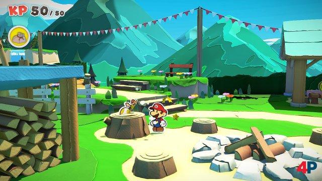 Screenshot - Paper Mario: The Origami King (Switch) 92619562