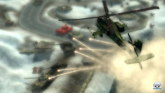 Screenshot - Toy Soldiers: Cold War (360)