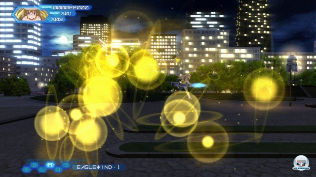 Screenshot - Otomedius Excellent (360)