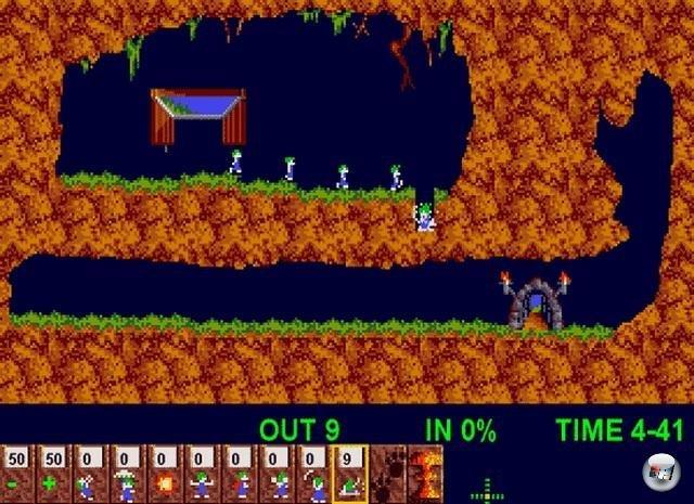 Screenshot - Lemmings (Oldie) (PC) 2347862