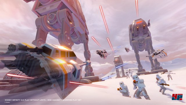 Screenshot - Disney Infinity 3.0: Play Without Limits (360) 92506068