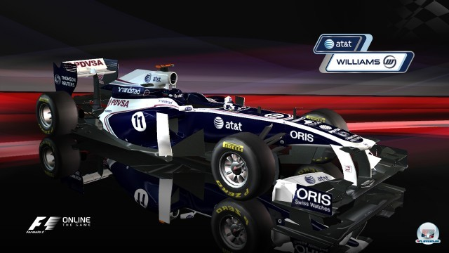 Screenshot - F1 Online: The Game (PC)