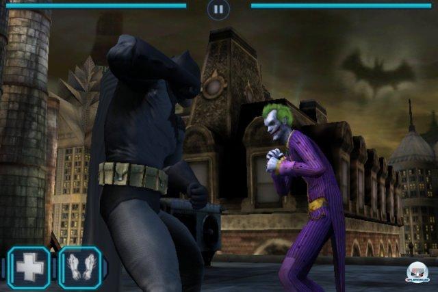 Screenshot - Batman: Arkham City Lockdown (iPhone) 2298497