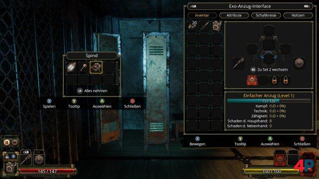 Screenshot - Vaporum: Lockdown (PC) 92624596