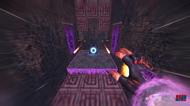 Screenshot - SEUM: Speedrunners from Hell (Linux) 92554666