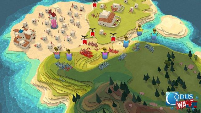 Screenshot - Godus Wars (PC)