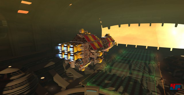 Screenshot - Galactic Junk League (Linux)