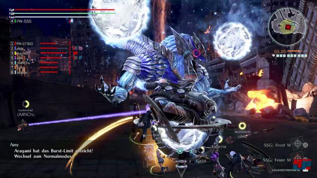 Screenshot - God Eater 3 (PS4) 92582121