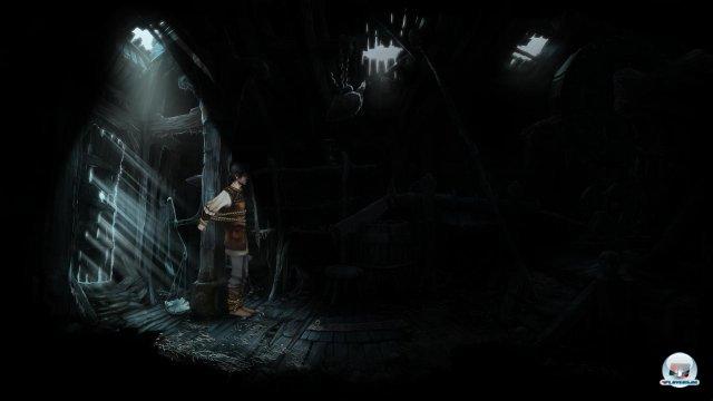 Screenshot - Das Schwarze Auge: Satinavs Ketten (PC) 2374787