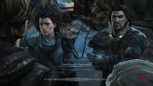 Screenshot - Game of Thrones - Episode 6: The Ice Dragon (PC) 92516935