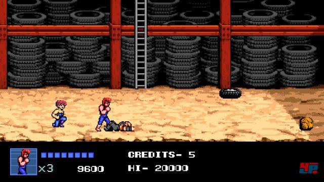 Screenshot - Double Dragon 4 (PC) 92540704