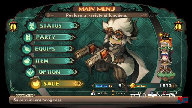 Screenshot - Lapis x Labyrinth (PS4) 92588408