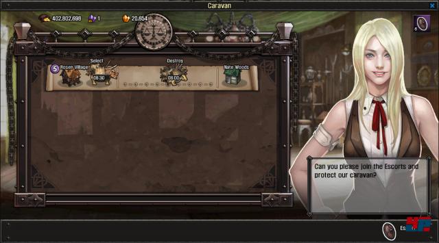 Screenshot - Arcane Chronicles (PC)