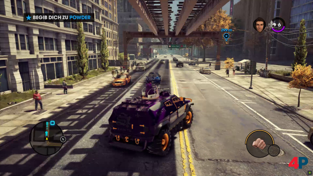 Screenshot - Saints Row: The Third (PC) 92613690
