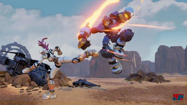 Screenshot - Rising Thunder (PC)