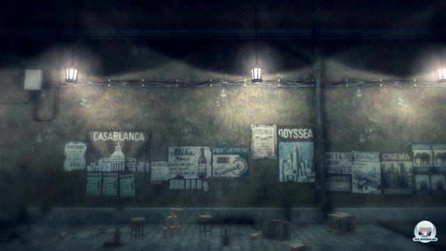 Screenshot - Rain (PlayStation3)